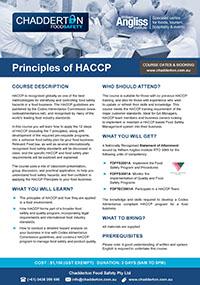 PrinciplesofHACCP