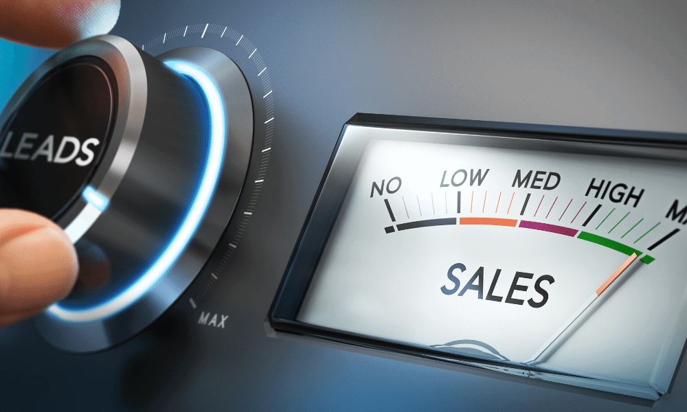 Improve Training Sales