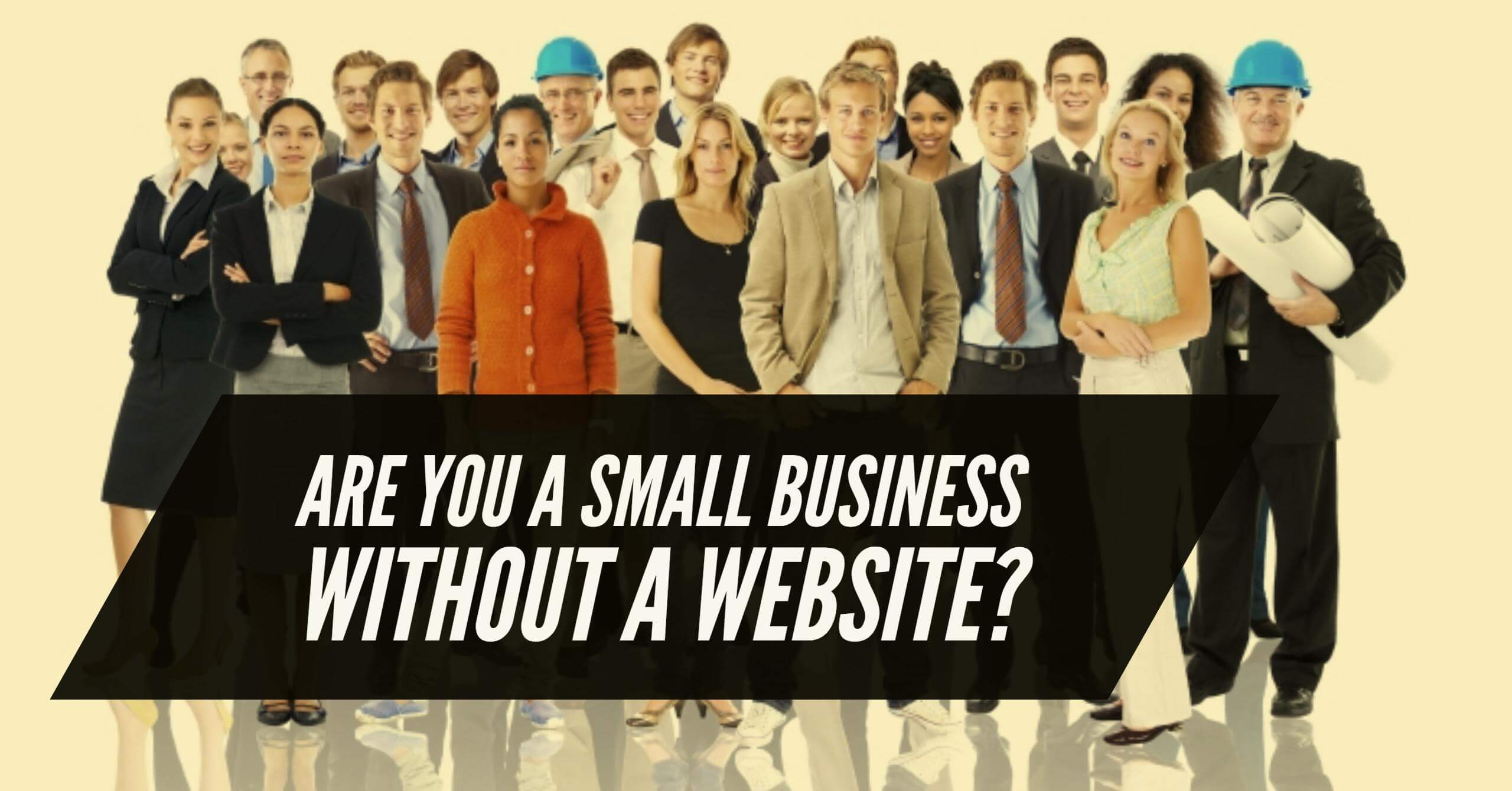 Are You A Business With No Website?