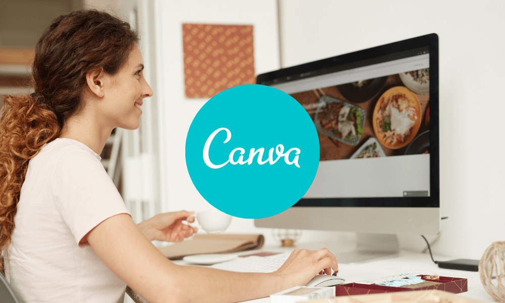 Create A Website In Canva